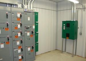 100 KVAR Auto Tune - Utility Power Install