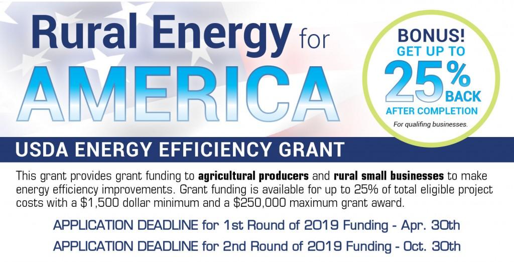 USDA Energy Grant